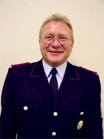 Gemeindebrandmeister Günther Ehrhorn